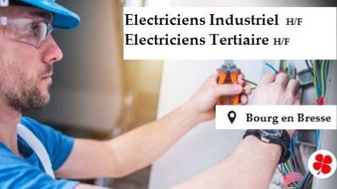 Pole emploi - offre emploi Électricien Industriel (H/F) - Saint-Rémy