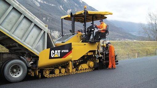 Pole emploi - offre emploi CONDUCTEUR D'ENGINS FINISSEUR CACES 5 (H/F) - Appoigny