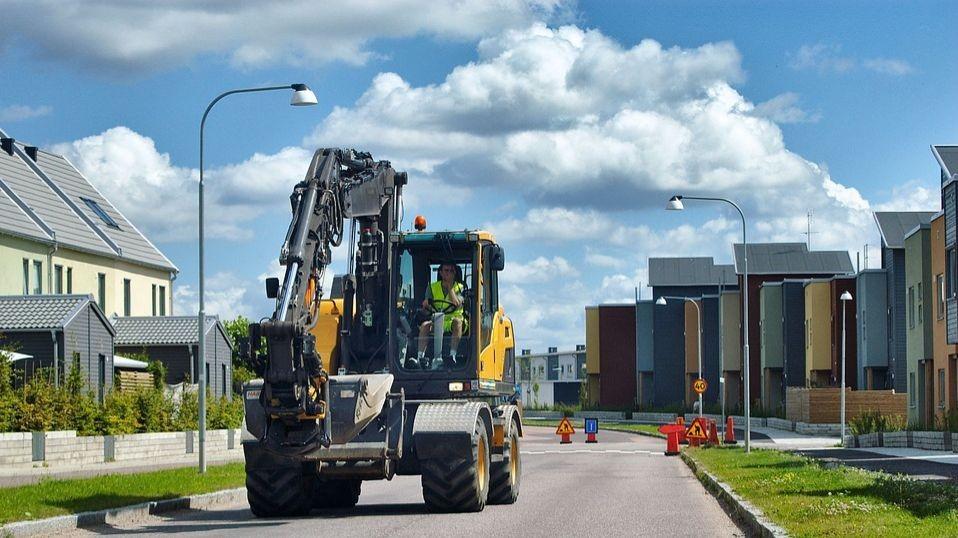 Pole emploi - offre emploi Conducteur d'engins de chantier (H/F) - Reims