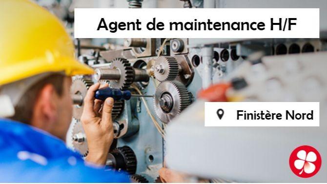 Pole emploi - offre emploi Technicien de maintenance (H/F) - Ploudaniel