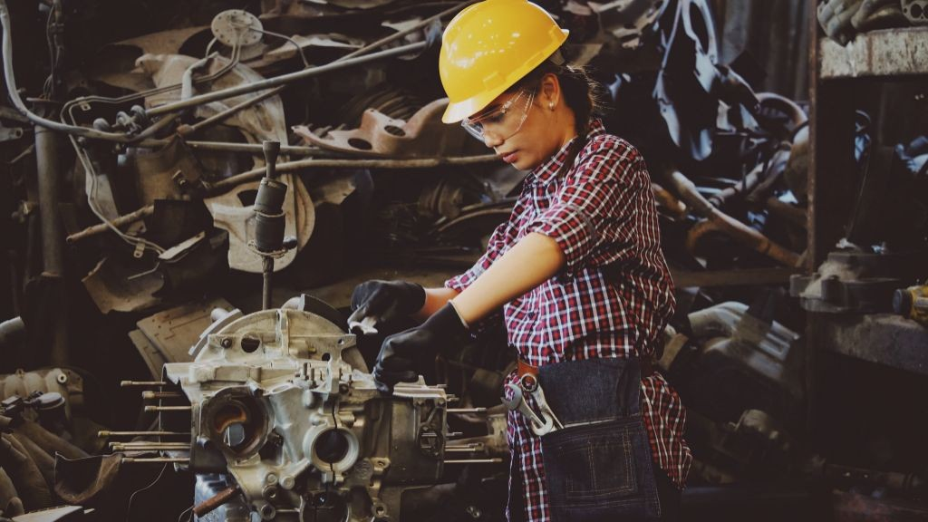 Pole emploi - offre emploi Mecanicien monteur (H/F) - La Copechagnière