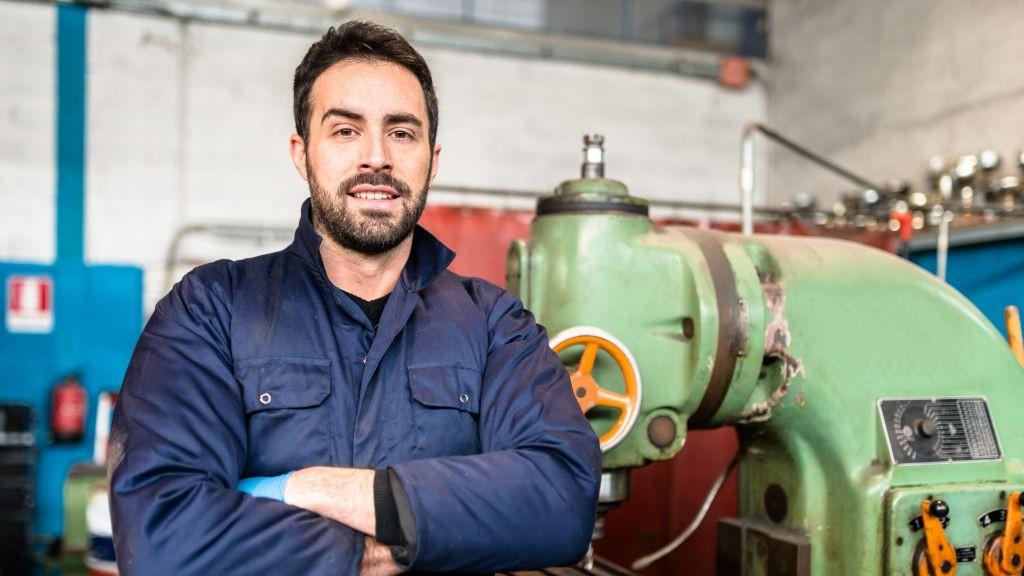 Pole emploi - offre emploi Mécanicien de maintenance industrielle (H/F) - Neuves-Maisons