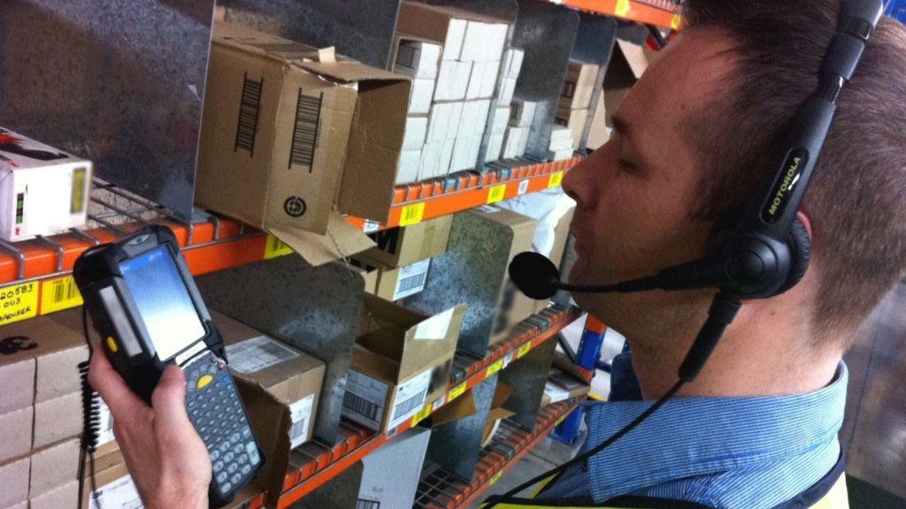 Pole emploi - offre emploi Préparateur de commandes vocale caces 1 (H/F) - Wissous