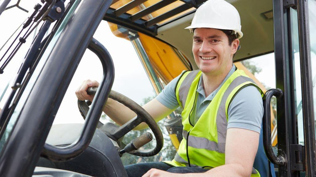 Pole emploi - offre emploi Conducteur d'engins de chantier caces 4 (H/F) - Montereau-Fault-Yonne