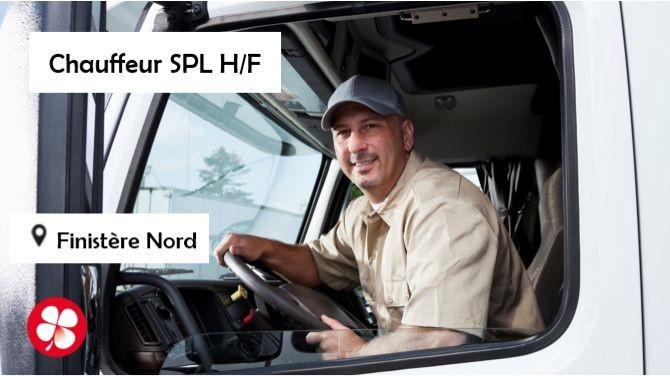 Pole emploi - offre emploi Chauffeur spl (H/F) - Plounéventer