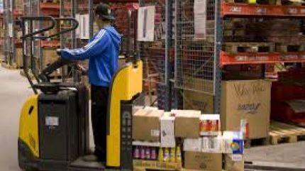 Pole emploi - offre emploi Préparateur de commandes caces 1 (H/F) - Fuveau