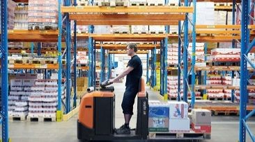 Pole emploi - offre emploi Préparateur de commandes caces 1 (H/F) - Rousset
