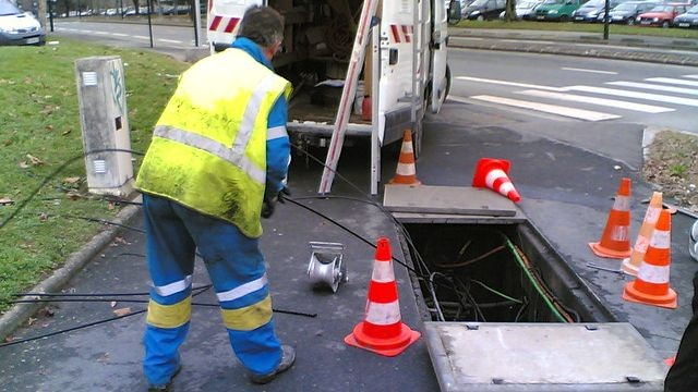Pole emploi - offre emploi Technicien études/tirage ftth (H/F) - Rennes