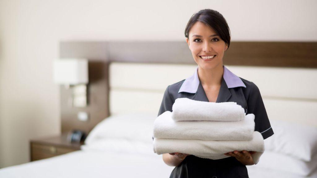Pole emploi - offre emploi Valet/femme de chambre (H/F) - Chanverrie