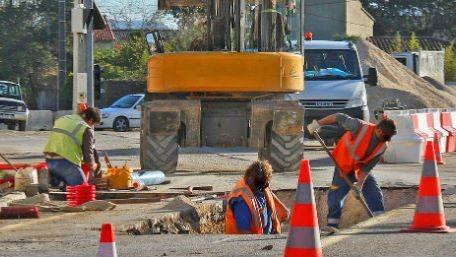 Pole emploi - offre emploi Chef d'équipe réseaux secs / maçonnerie vrd (H/F) - Toulouse