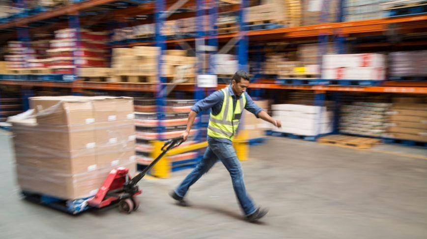 Pole emploi - offre emploi Préparateur de commandes caces 3 (H/F) - Genas