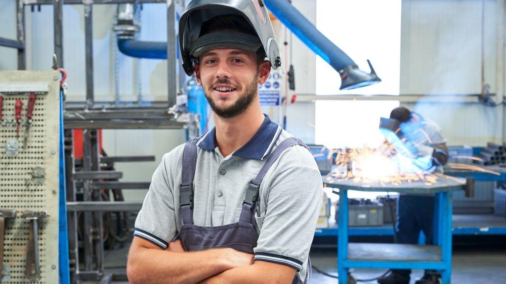 Pole emploi - offre emploi Soudeur robot soudure (H/F) - Saint-Pierre-des-Échaubrognes