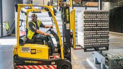 Pole emploi - offre emploi Préparateur de commandes caces 1/3/5 (H/F) - Touques