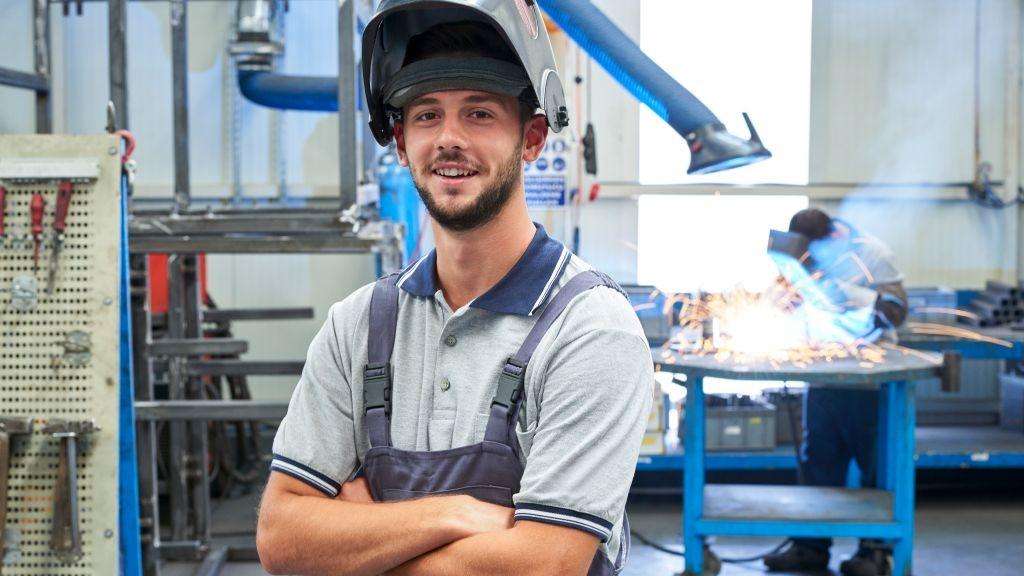 Pole emploi - offre emploi Soudeur (H/F) - Chanverrie