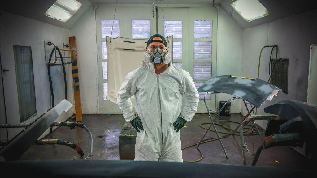 Pole emploi - offre emploi Peintre industriel (H/F) - Guipavas