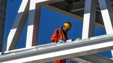 Pole emploi - offre emploi Monteur charpente métallique (H/F) - Chacé