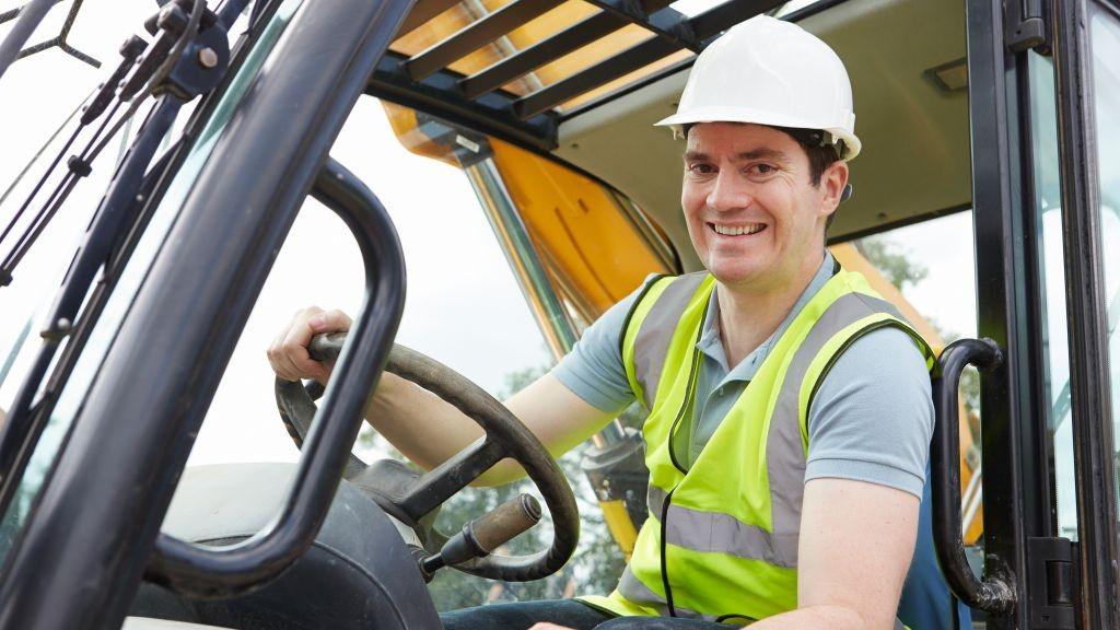 Pole emploi - offre emploi Conducteur d'engins de chantier (H/F) - Plomeur