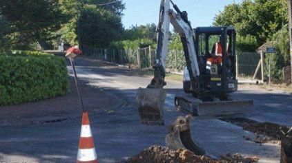 Pole emploi - offre emploi Chef de chantier canalisation (H/F) - Scionzier