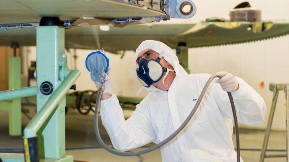 Pole emploi - offre emploi Peintre industriel aéronautique (H/F) - Méaulte