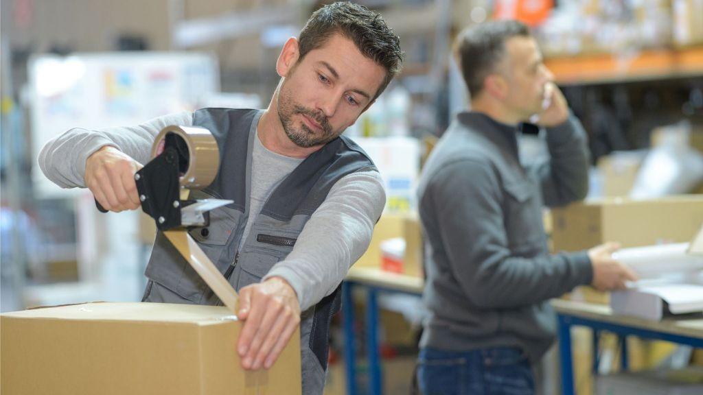 Pole emploi - offre emploi Préparateur de commandes (H/F) - Saint-Laurent-De-Mure
