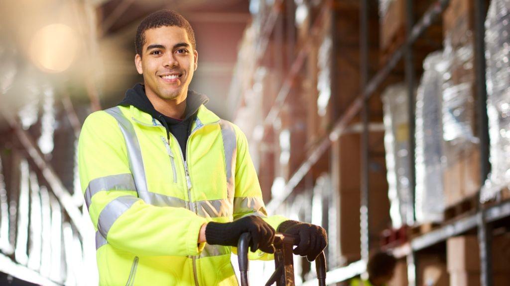 Pole emploi - offre emploi Préparateur de commandes caces 1 (H/F) - Albon