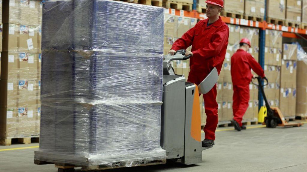 Pole emploi - offre emploi Préparateur de commandes caces 1 (H/F) - Rognac