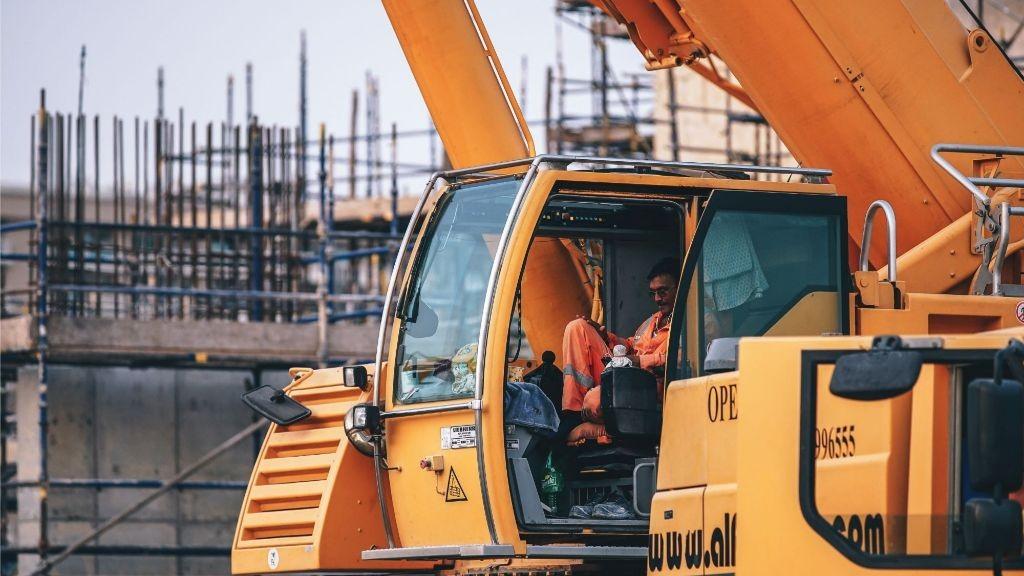 Pole emploi - offre emploi Conducteur d'engins de chantier (H/F) - Vitrolles