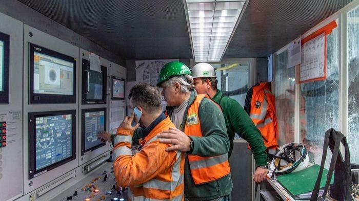 Pole emploi - offre emploi Chef de poste tunnelier (H/F) - Aulnay-Sous-Bois