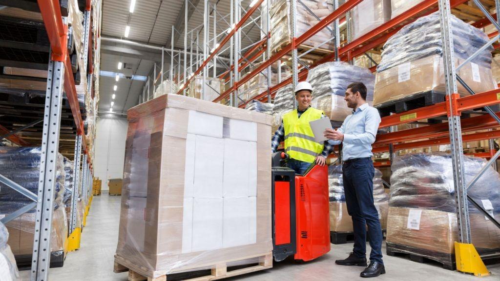 Pole emploi - offre emploi Préparateur de commandes caces 1 (H/F) - Saint-Martin-de-Crau