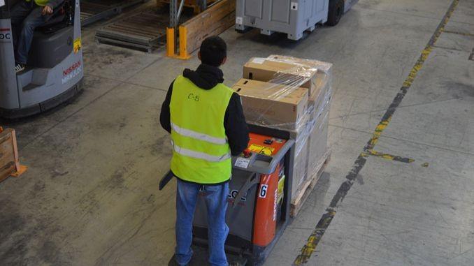 Pole emploi - offre emploi Préparateur de commandes (H/F) - Brignoles