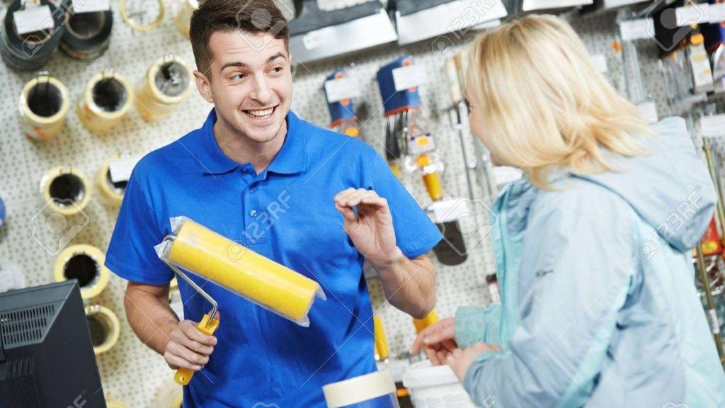Pole emploi - offre emploi Vendeur comptoir peinture (H/F) - Saint-Girons
