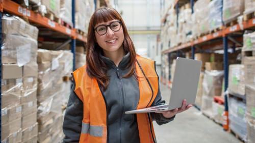 Pole emploi - offre emploi Chef d'équipe logistique (H/F) - Breuil-le-Sec
