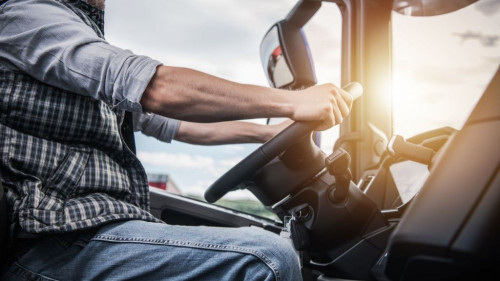 Pole emploi - offre emploi Chauffeur pl avec grue auxiliaire (H/F) - Baud