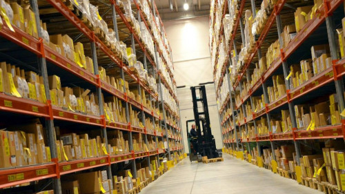 Pole emploi - offre emploi Responsable exploitation logistique nuit (H/F) - Chilly-Mazarin
