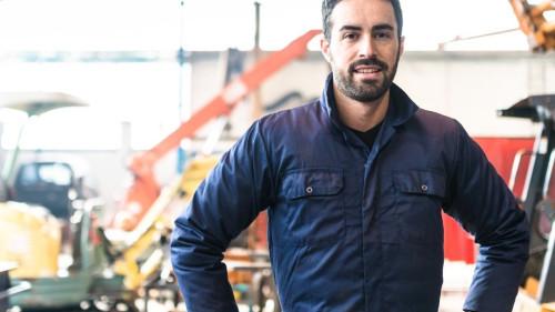 Pole emploi - offre emploi Mécanicien industriel (H/F) - Strasbourg