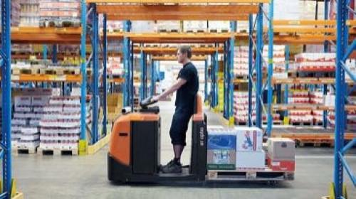 Pole emploi - offre emploi Préparateur de commandes (H/F) - Salon-De-Provence
