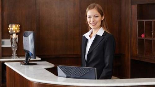Pole emploi - offre emploi Réceptionniste en hôtellerie (H/F) - Chanverrie