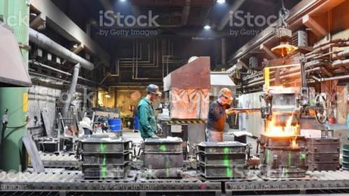 Pole emploi - offre emploi Opérateur en fonderie (H/F) - Boëssé-Le-Sec