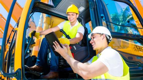 Pole emploi - offre emploi Mécanicien engin tp (H/F) - Vitrolles