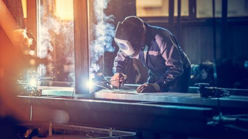 Pole emploi - offre emploi Soudeur/chaudronnier/métallier débutant (H/F) - Aron
