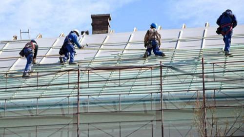 Pole emploi - offre emploi Aide couvreur (H/F) - Le Montat