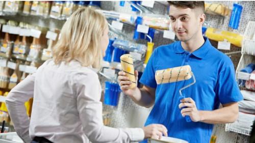 Pole emploi - offre emploi Vendeur décorateur intérieur (H/F) - Connerré