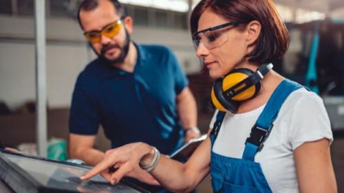 Pole emploi - offre emploi Opérateur commandes numériques (H/F) - Bréal-Sous-Montfort
