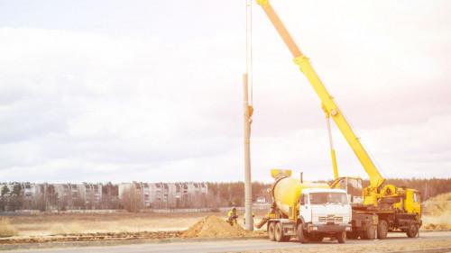Pole emploi - offre emploi Conducteur pl/spl planteur poteaux (H/F) - Rousset