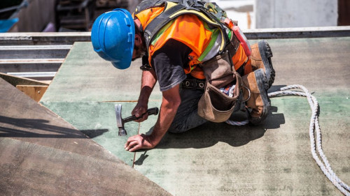 Pole emploi - offre emploi Bardeur charpente métallique (H/F) - Pamiers
