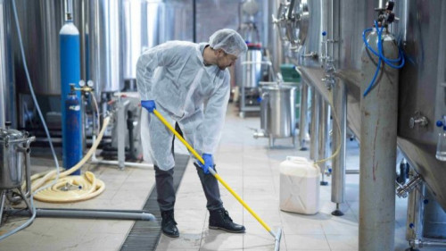 Pole emploi - offre emploi Agent de nettoyage industriel (H/F) - Baud