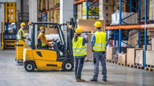 Pole emploi - offre emploi Manutentionnaire cariste (H/F) - Nanterre