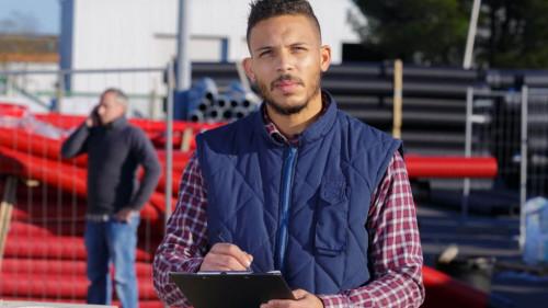 Pole emploi - offre emploi Conducteur de travaux maçonnerie (H/F) - La Teste-de-Buch