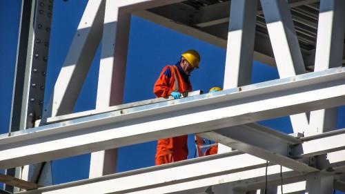 Pole emploi - offre emploi Monteur en charpentes métalliques (H/F) - Violaines