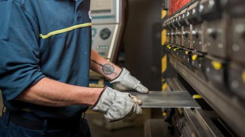 Pole emploi - offre emploi Chaudronnier plieur (H/F) - Le Chambon-Feugerolles